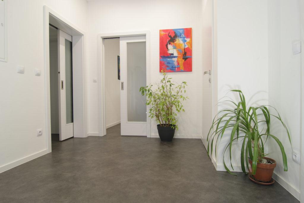 Posuvné dveře do pouzdra ECLISSE