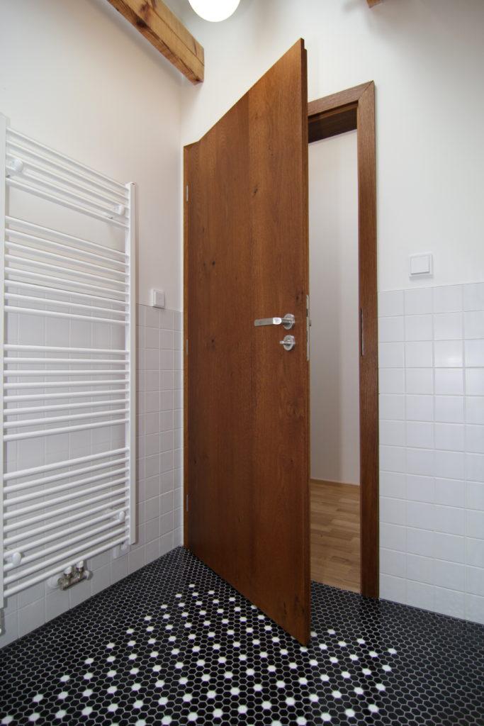 Dýhované dveře